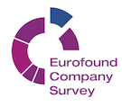 Logo of Eurofound's company survey