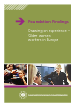 Cover image of Foundation findings - Drawing on experience: Older women workers in Europe