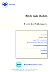 EMCC case studies: Dexia Bank (Belgium)