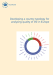 Developing a country typology for analysing quality of life in Europe
