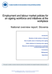 Employment and labour market policies for an ageing workforce and initiatives at the workplace - National overview report: Slovenia