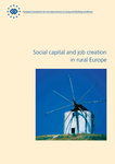 Social capital and job creation in rural Europe