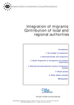 Integration of migrants: Contribution of local and regional authorities