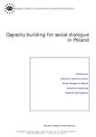 Capacity building for social dialogue in Poland