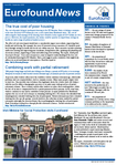 Eurofound News, Issue 8, September 2016