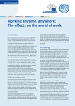 Munca prestată la orice oră, din orice loc și efectele sale asupra lumii muncii