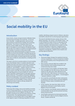 A mobilidade social na UE
