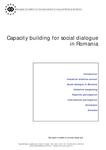 Capacity building for social dialogue in Romania