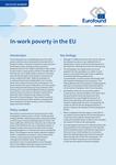 Chudoba pracujících v EU