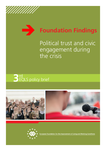 Foundation Findings - Political trust and civic engagement during the crisis