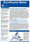 Eurofound News, Issue 4, April 2013