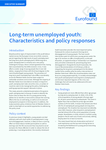 Long-term unemployed youth: Characteristics and policy responses - Executive summary