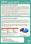 ERM Quarterly - Issue 1, April 2013