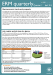 ERM Quarterly - Quarter 1, April 2014
