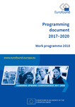 Programming document 2017–2020: Work programme 2018