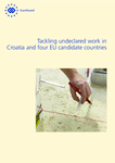 Tackling undeclared work in Croatia and four EU candidate countries