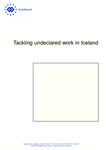 Tackling undeclared work in Iceland