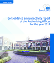 Consolidated annual activity report of the Authorising Officer for the year 2017