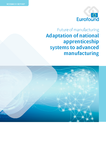 Adaptation of national apprenticeship systems to advanced manufacturing