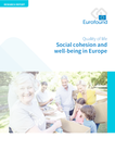 Social cohesion and well-being in Europe