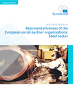 Representativeness of the European social partner organisations – Steel sector