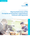 Representativeness of the European social partner organisations: Contract catering sector