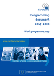 Programming document 2017–2020: Work programme 2019