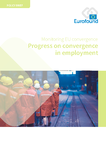 Progress on convergence in employment