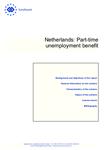 Netherlands: Part-time unemployment benefit