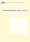 Volunteering by older people in the EU