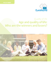Age and quality of life: Who are the winners and losers?