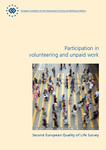 Participation in volunteering and unpaid work