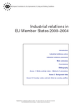 Industrial relations in EU Member States 2000–2004