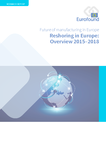 Reshoring in Europe: Overview 2015–2018