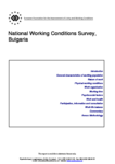 Working environment risks and other job-related stress factors in Austria (report)