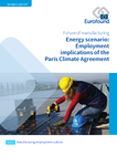 Energy scenario: Employment implications of the Paris Climate Agreement