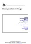 Working conditions in Portugal (report)