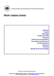 Work-related stress (report)
