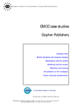 Case studies in the graphics and media sector - Gopher Publishers