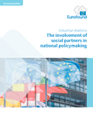 The involvement of social partners in national policymaking