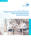 Cooperatives and social enterprises: Work and employment in selected countries