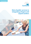 Role of public services in integrating refugees and asylum seekers