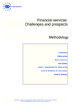 Financial services: Challenges and prospects - Methodology