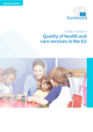 Quality of health and care services in the EU