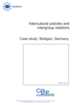 Intercultural policies and intergroup relations - Case study: Stuttgart, Germany