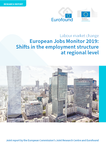 European Jobs Monitor 2019: Shifts in the employment structure at regional level