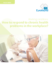 How to respond to chronic health problems in the workplace?