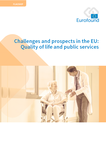 Challenges and prospects in the EU: Quality of life and public services
