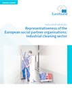 Representativeness of the European social partner organisations: Industrial cleaning sector