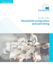 Household composition and well-being